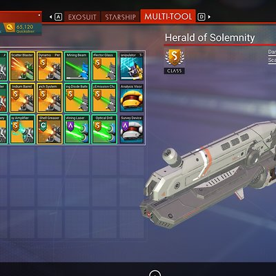Multitool Seeds